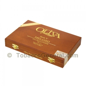 Oliva Serie V Melanio No 4 Petit Corona Cigars Box of 10