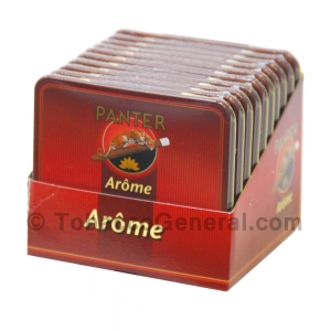 Panter Arome Cigars 10 Tins of 10