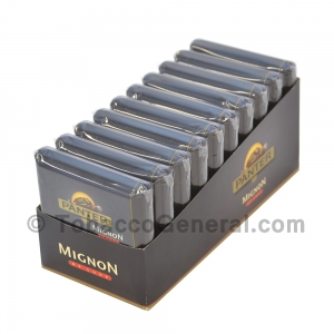 Panter Mignon Deluxe Cigars 10 Tins of 20