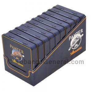 Panter Silhouette Cigars 10 Tins of 20