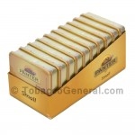 Panter Small Cigars 10 Tins of 20