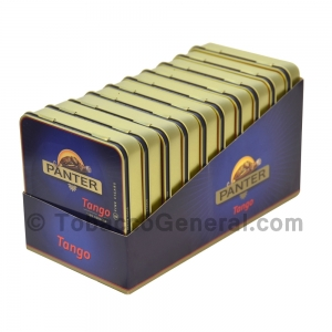Panter Tango Cigars 10 Tins of 20