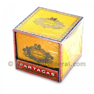 Partagas Puritos Cigars 10 Tins of 10