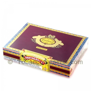 Partagas Spanish Rosado Gigante Cigars Box of 25