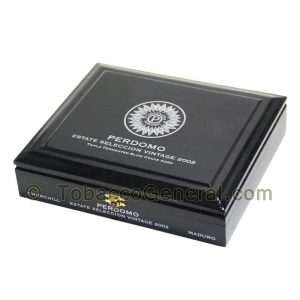Perdomo Estate Selection Churchill Maduro Cigars Box of 20