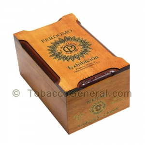 Perdomo Exhibicion No 2 Torpedo Cigars Box of 20