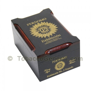 Perdomo Exhibicion No 2 Torpedo Maduro Cigars Box of 20