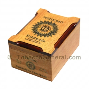 Perdomo Exhibicion No 6 Toro Grande Cigars Box of 20
