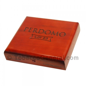 Perdomo Lot 23 Churchill Maduro Cigars Box of 24
