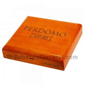 Perdomo Lot 23 Churchill Natural Cigars Box of 24