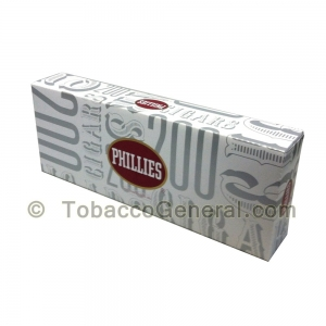 Phillies Original Filtered Cigars 10 Packs of 20