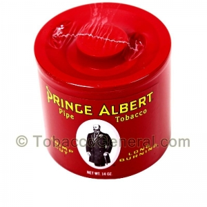 Prince Albert Pipe Tobacco 14 oz. Can
