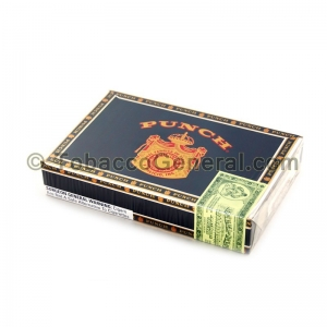 Punch After Dinner Natural Cigars Box of 25