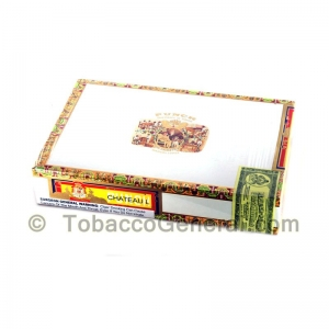 Punch Chateau L Cigars Box of 25
