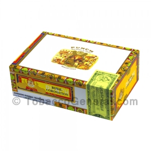 Punch Deluxe Royal Coronation Maduro Cigars Box of 30