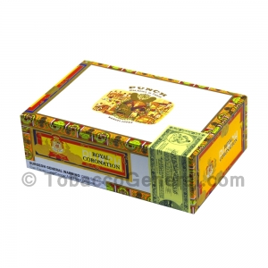Punch Deluxe Royal Coronation Natural Cigars Box of 30
