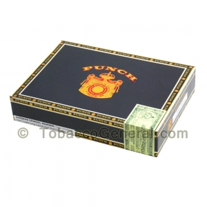 Punch Double Corona Cigars Box of 25