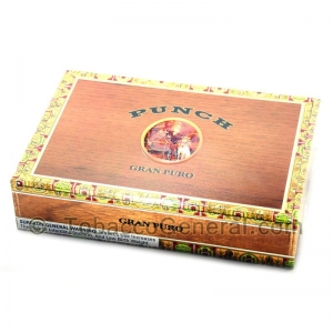 Punch Gran Puro Rancho Cigars Box of 25