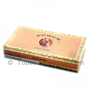 Punch Gran Puro Sesenta Cigars Box of 20