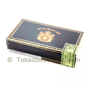 Punch Gusto Tubo Cigars Box of 20