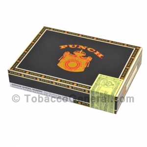 Punch Punch Natural Cigars Box of 25