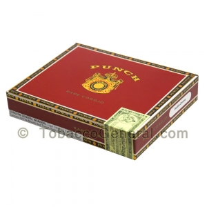 Punch Rare Corojo Double Corona Cigars Box of 25