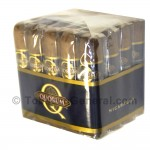Quorum Short Robusto Cigars Pack of 20 - Nicaraguan Cigars