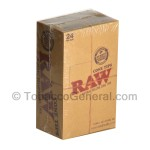 RAW Cone Tips 32 Packs of 24 - Rolling Papers