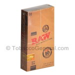 RAW Papers 1 1/2 Pack of 25 - Rolling Papers