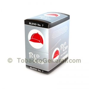 Red Cap No 7 Pipe Tobacco 6 Pouches of 0.75 oz.