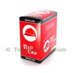 Red Cap Regular Pipe Tobacco 6 Pouches of 0.75 oz.