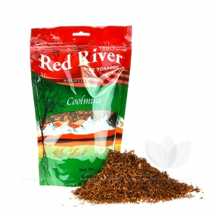 Red River Coolmint Pipe Tobacco 6 oz. Pack