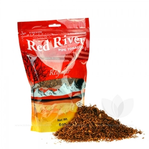 Red River Regular Pipe Tobacco 6 oz. Pack