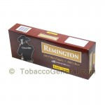 Remington Chocolate Filtered Cigars 10 Packs of 20 - Filtered and Little