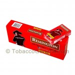 Remington Full Flavor Filtered Cigars 10 Packs of 20 - Filtered and