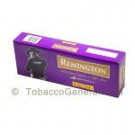 Remington Grape Filtered Cigars 10 Packs of 20 - Filtered and Little