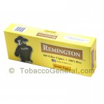 Remington Vanilla Filtered Cigars 10 Packs of 20 - Filtered and Little