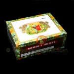Romeo Y Julieta 1875 Bully Cigars Box of 25