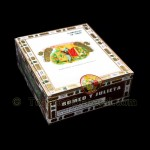 Romeo Y Julieta 1875 Clemenceau en Tubos Cigars Box of 10