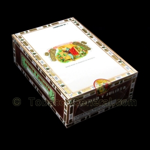 Romeo Y Julieta 1875 Exhibicion 1 Cigars Box of 20