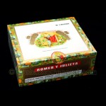 Romeo Y Julieta 1875 Number 2 Belicoso Cigars Box of 25
