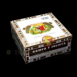 Romeo Y Julieta 1875 Rothchilde en Tubos Cigars Box of 10