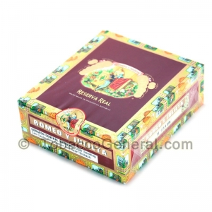 Romeo Y Julieta Reserva Real It's A Girl Tube Cigars Box of 10