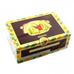 Romeo Y Julieta Reserve Habano Robustos Cigars Box of 27