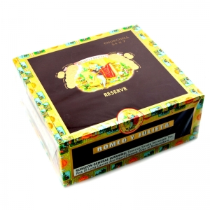 Romeo Y Julieta Reserve Habano Churchills Cigars Box of 27