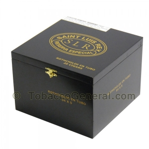 Saint Luis Rey SLR Rothschild Tubo Cigars Box of 20