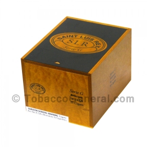 Saint Luis Rey SLR Serie G Belicoso Cigars Box of 25