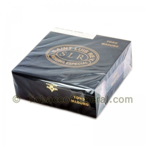 Saint Luis Rey SLR Toro Maduro Cigars Box of 25