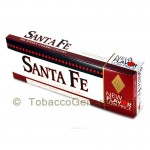 Santa Fe Filtered Cigars 10 Packs of 20 Cherry - Filtered and