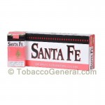 Santa Fe Filtered Cigars 10 Packs of 20 Strawberry - Filtered and